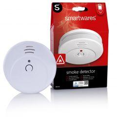 Detector-de-humo-Smartwares-con-sensor-óptico