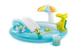 INTEX™-Gator-Playcenter---Piscina-paraíso-acuático-zona-multijuegos
