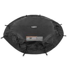 Cubierta-de-protección-Intex-PureSpa-negro---octagon-spa-4pers