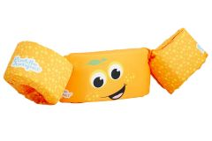 Chaleco-salvavidas-naranja