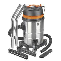 Aspirador-industrial-en-seco/húmedo-de-acero-inoxidable-Eurom-Force-1240