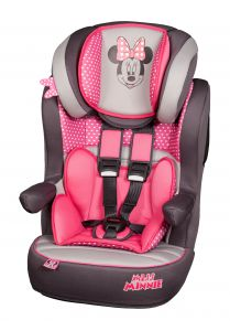 Silla de coche Disney I-Max Minnie Mouse 1/2/3