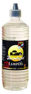Aceite para lámparas transparente 1 litro