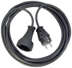 Alargador-Brennenstuhl-10M-plástico-Negro