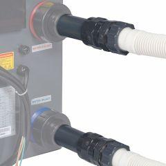 Set de acoplamiento bomba de calor Ø 50-38 mm