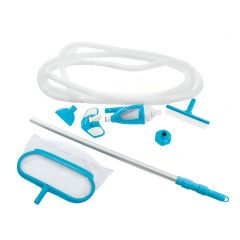 INTEX™-Kit-de-mantenimiento-para-piscina-Deluxe---Ø-29,8-mm-conexión-(mango-telescópico-incluido)