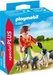 Playmobil-5380,-mujer-con-perros