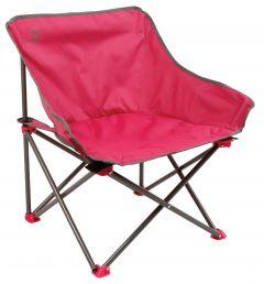 Silla de camping Coleman Kick-back rosa
