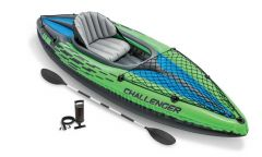 Barca hinchable Intex - Kayak Challenger K1