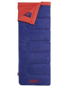 Saco de dormir Coleman Heaton Peak 170 (Junior)