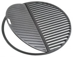 Outdoorchef---Parrilla-de-hierro-fundido-2-piezas-Ø-45-cm