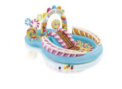 Intex Candy Zone piscina infantil zona multijuegos
