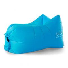 Puf SeatZac azul