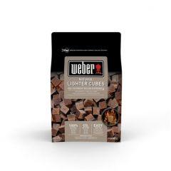 Weber Pastillas encendedoras - 48 uds. marrón