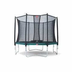 Cama-elástica-BERG-Favorit-380-+-Safety-Net-Comfort