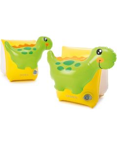 Manguitos dinosaurio Intex Safe