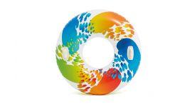 INTEX™ Flotador - Color Whirl (Ø 122 cm)