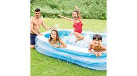 INTEX™ Swim Center Family - Zona piscina familiar (262 x 175 cm)