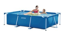 Piscina-INTEX™-Metal-Frame-220-x-150 cm