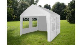 Carpa-para-fiestas-de-3x4-metros-blanca-con-paredes-laterales-Pure-Garden-&-Living