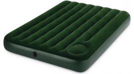 Colchón hinchable Intex Prestige Downy Full con bomba de pie – 2 personas