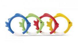Set-diversión-anillos-peces-de-buceo
