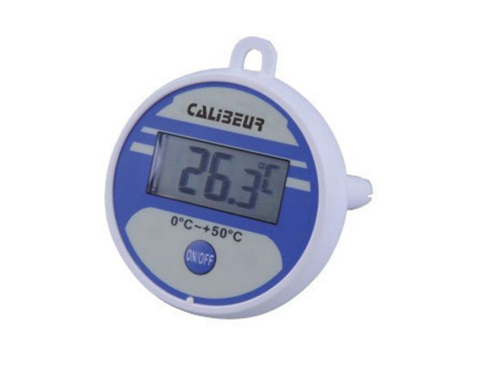 Termómetro digital para piscina (flotante)
