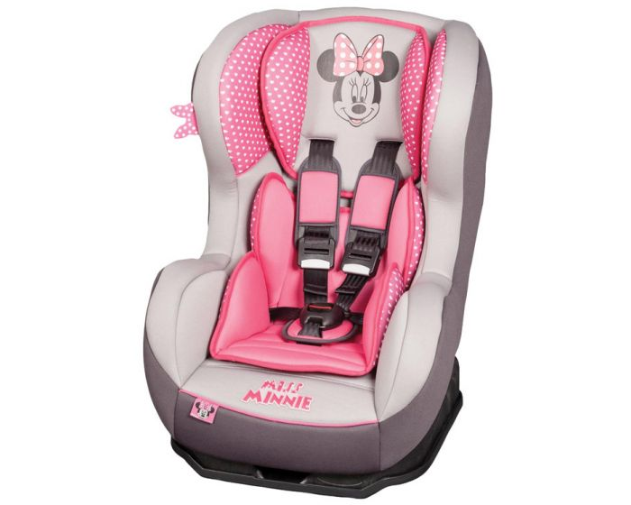 Silla de coche Disney Cosmo Minnie Mouse 0/1