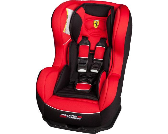 Silla de coche Ferrari Cosmo SP Rosso grupo 0/1