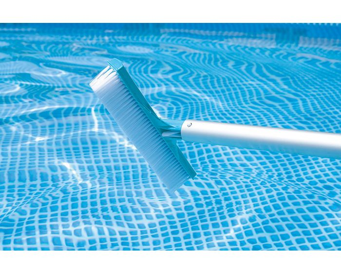 INTEX™ cepillo para piscina - 25,4 cm (Ø conexión 26,2 mm)