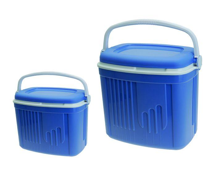 Conjunto de neveras portátiles 8 y 32 litros