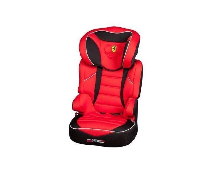 Silla de coche Ferrari Befix SP Rosso grupo 2/3