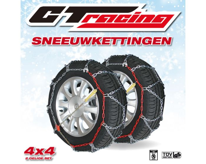 4x4 cadenas de nieve - CT-Racing KB36