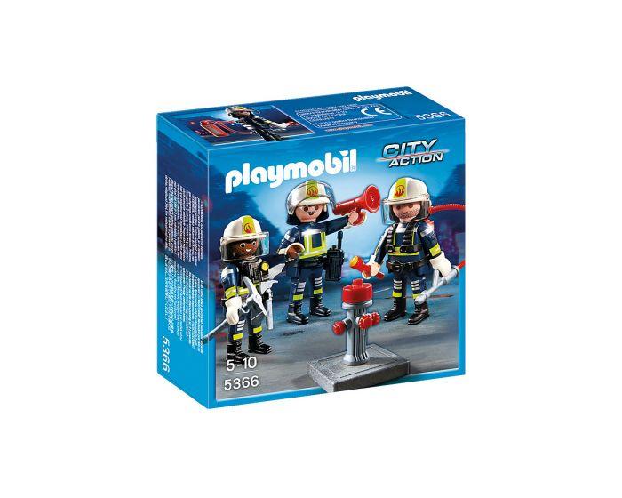 Playmobil 5366, equipo de bomberos