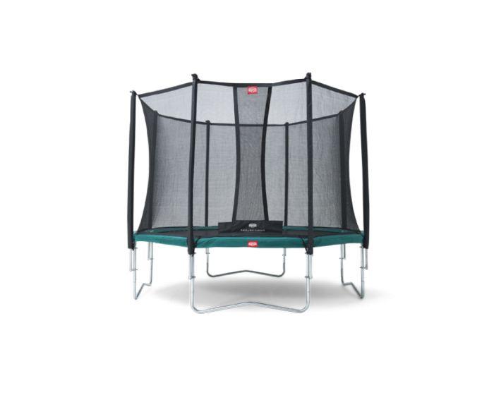 Cama elástica BERG Favorit 330 + Safety Net Comfort