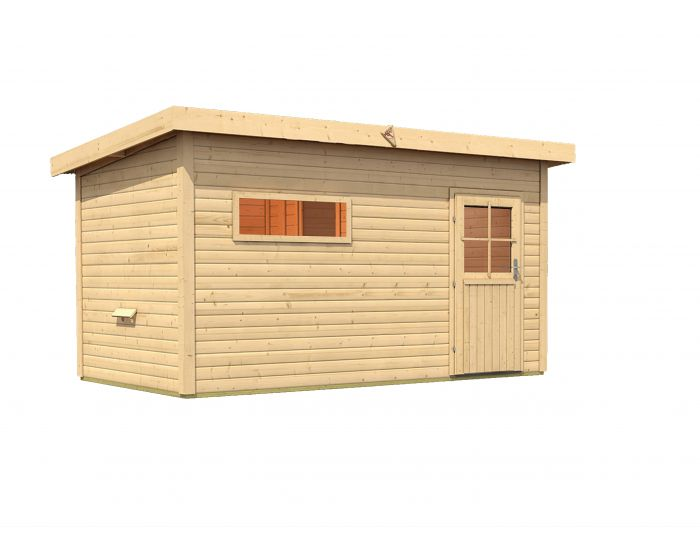 Conjunto de sauna Interline Rauma 3 393 x 231 x 239 cm