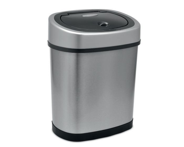 Cubo de la basura con sensor de 12L de Trebs