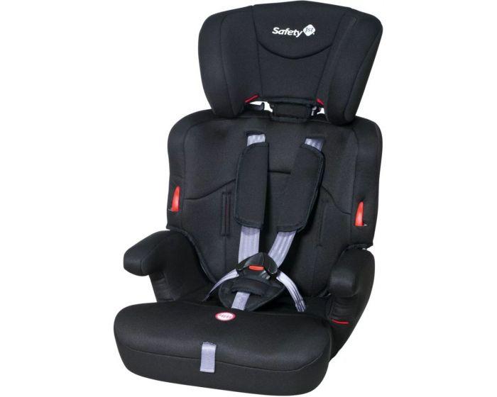 Silla de coche Safety 1st Ever Safe Full Black 1/2/3