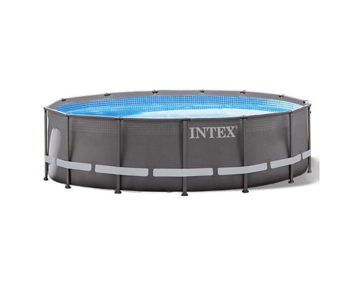 Piscina INTEX™ Ultra Frame - Ø 427 x 107cm (conjunto)