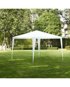 Carpa para fiestas de 3x3 metros blanca Pure Garden & Living