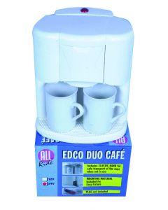 Cafetera de 24 voltios con 2 tazas