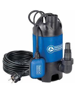 Power Plus POW 67906 750W - Bomba sumergible para aguas contaminadas