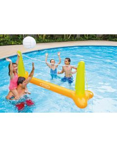 INTEX™ Set de voleibol hinchable