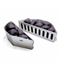 Weber Char-Basket bandejas para briquetas (para Ø 57 cm, 2 uds.)