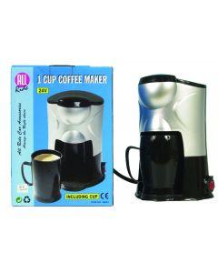Cafetera para 1 taza de café 24 voltios