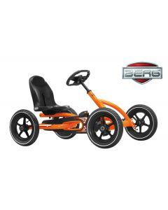 Coche de pedales BERG Buddy Orange