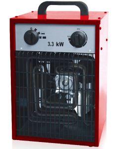 Estufa industrial con ventilador 3300W