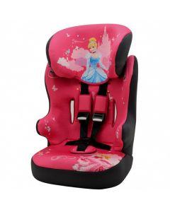 Silla de coche Disney Racer Princess 1/2/3