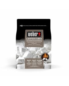 Weber Pastillas encendedoras, 22 uds., blanco