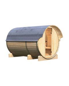 Conjunto de sauna Interline Kotka 3 205 x 285 x 216
